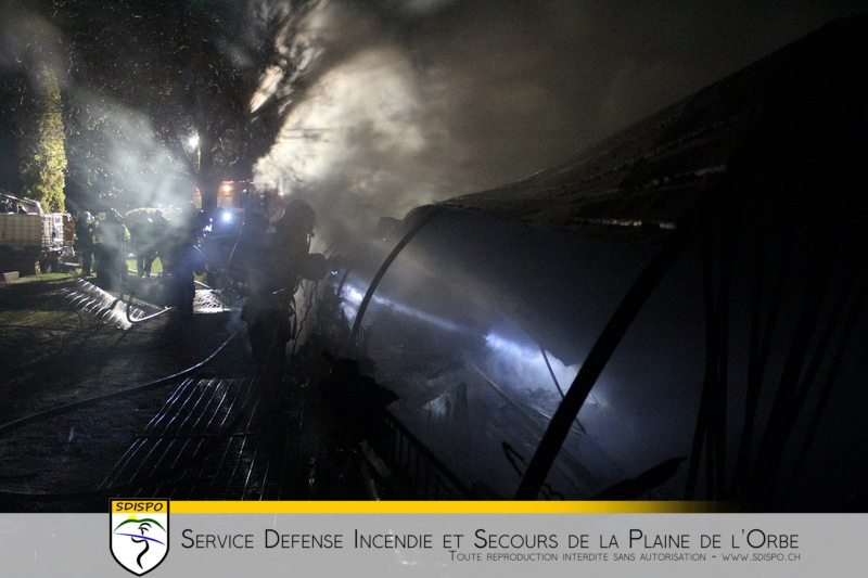 27.03 CORCELLES-SUR-CHAVORNAY - Feu batiment agricole - 27.03.2019 21_41_57 - IMG_0211