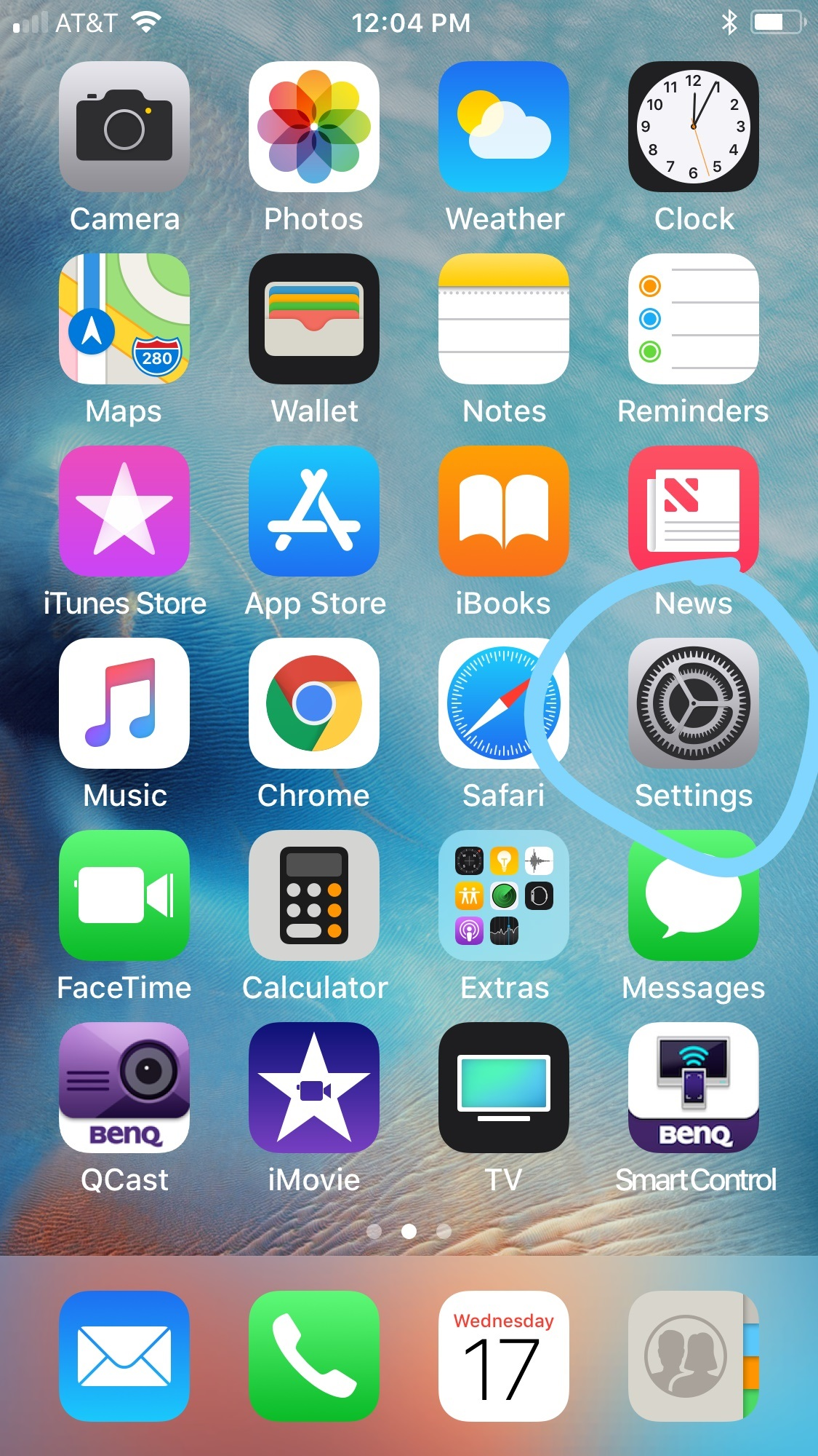 How To Change The Home Screen Wallpaper Iphone Sdm Foundation