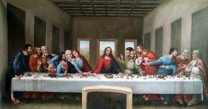 The-Last-Supper-Da-Vinci-1495-98