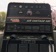2006 Lincoln Air Vantage 500 | Used Welders and New