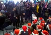 Il Comitato Silenzio.... Parla il Parco promuove levento Nel Segno del Natale2 al Mercato Coperto di viale Dante di Novara