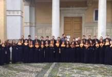 foto di gruppo per vox viva a Novara