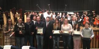 Festa e premi a Cerano per le eccellenze sportive 2017