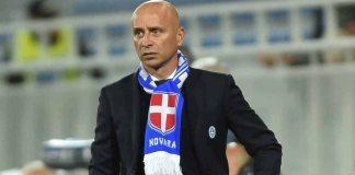Corini confermato sulla panchina del Novara
