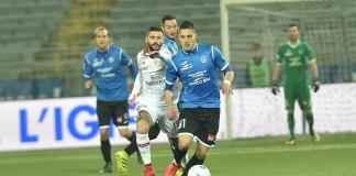 Cremonese-Novara 1 a 1