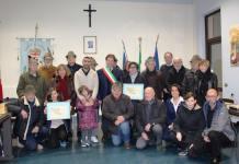 foto di gruppo per il sizzanese anno 2017