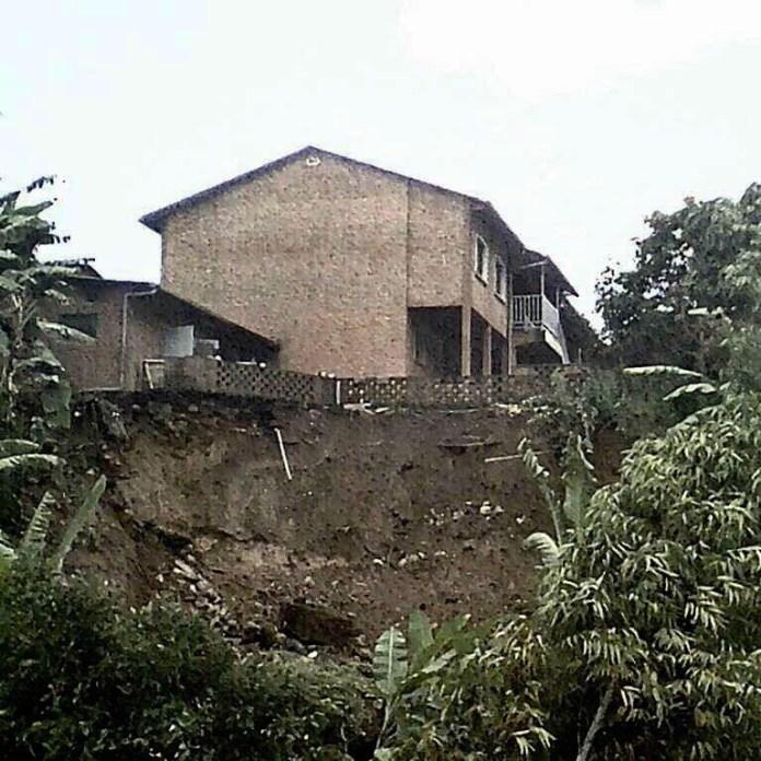Burundi, frana a Masnago: in pericolo orfanotrofio realizzato dal Ratary Club Orta e Casa Alessia