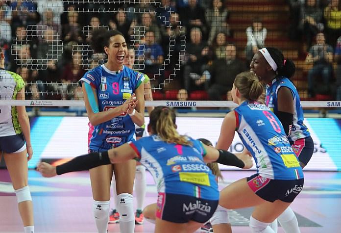Igor Volley, vittoria per 3 a 0 contro Firenze