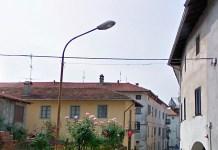 Al via la sostituzione di punti luce in centro a Pombia