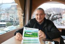 Vco Trasporti: biglietto elettronico, nuove pensiline e trasporto su acqua Lo annuncia il presidente Roberto Tomatis, in un'intervista al nostro giornale