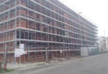 Novara, a Sant'Agabio appartamenti nel cantiere di via Pianca