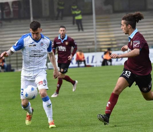 Novara calcio, questa sera match delicato con il Cesena