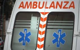 Incidente a Novara in corso Milano