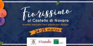 Fiorissimo al Castello di Novara
