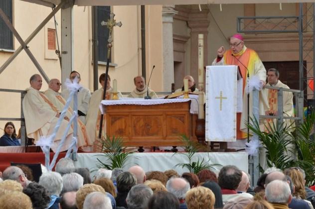 Cerano, domenica in Albis 8 aprile