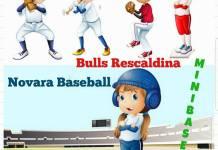 Baseball % Softball Novara triangolare