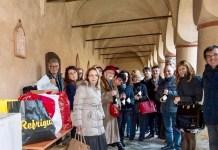 Moto Benedizione a Novara domenica 8 aprile 2018
