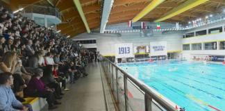 Waterpolo Novara contro Torino