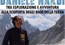 L'Alpinista Daniele Nardi a Romentino