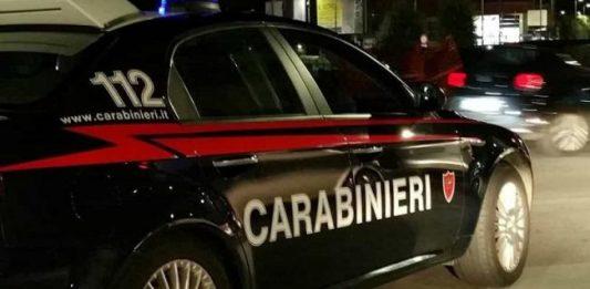 carabinieri borgoseisa