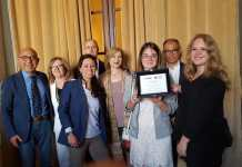 premiazione a Roma concorso Caritas