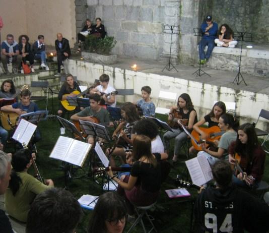 VARALLO SABATO SCORSO LA FESTA DELLA MUSICA