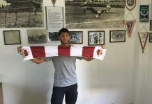 Alessandro Ollio al Borgosesia calcio