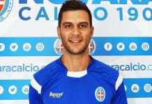 Novara calcio, ufficializzato l'arrivo del difensore Pietro Visconti