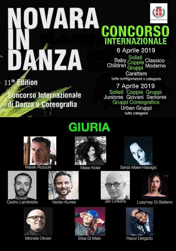 Novara in Danza 2019
