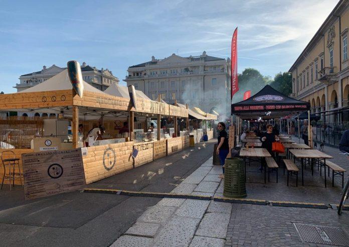 """""""Toscana in Piazza"""", nuovi sapori conquistano il centro della città nel week end"""