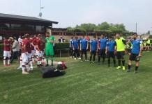 Milan-Novara 1 a 1