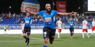 Novara-Juventus 2 a 0