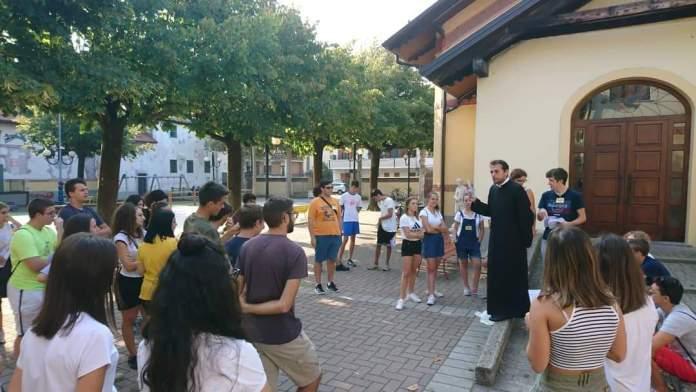 Oratorio Vndoni Bellinzago festa