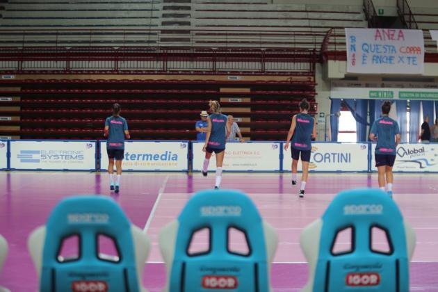 Igor Volley iniziata la stagione con il raduno al Pala Igor