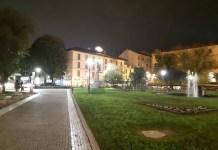 In piazza della stazione più sicurezza con telecamere e la nuova illuminazione