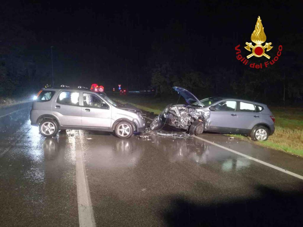Gozzano: scontro tra due auto sulla 229, una giovane ferita - L'azione - Novara