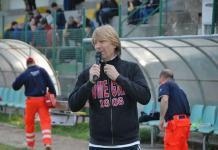 Daniele Merio vice presidente Omegna Calcio