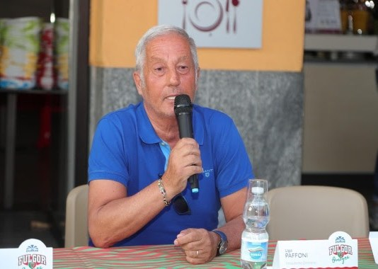 Ugo Paffoni titolare della Paffoni Fulgor basket