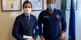 Carlo Fedeli e Stefano Barassi