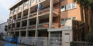 L'edificio principale dell'Istituto Maggia di Stresa