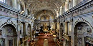 La Collegiata di San Bartolomeo a Borgomanero