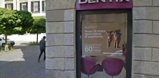 La sede di Novara di Dentix Italia