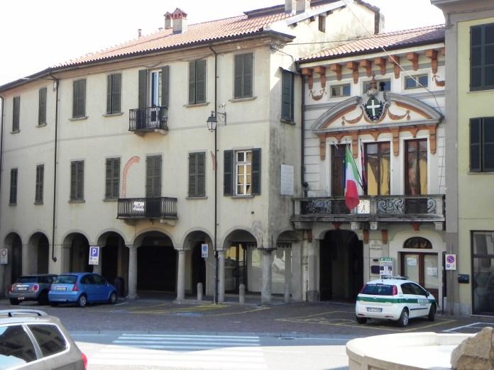 Romagnano, municipio