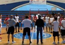 Paffoni Fulgor Basket- foto repertorio