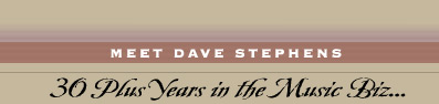 Meet Dave Stephens: SD Pickups, Custom Hand-Wound Pickups by Dave Stephens, Stephens Design