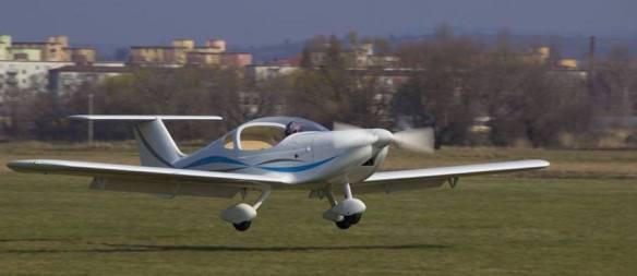SD-2 atterrissage