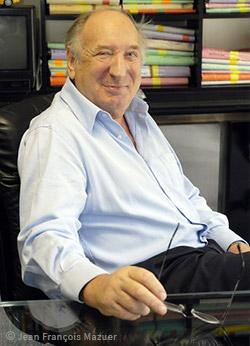 Pierre Yvet, créateur de la société de recours SDR Accidents en 1986 : au service de l'indemnisation des victimes d'accidents.