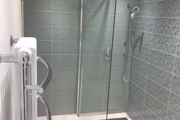 Bathroom Renovation – Wet Room Installation – Romford