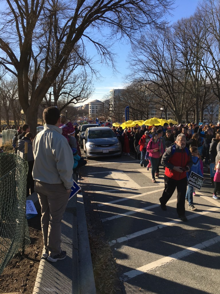 2018 March for Life #5, 1-19-18