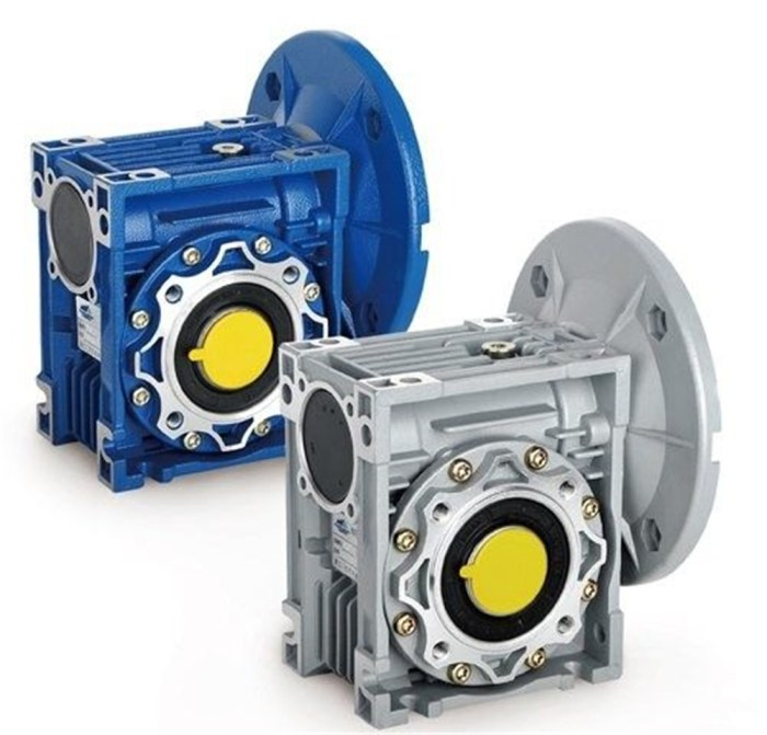 Aluminum case worm gearbox-RV series